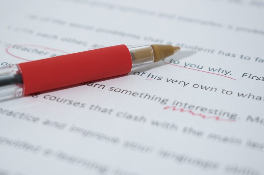 kontrola gramatiky