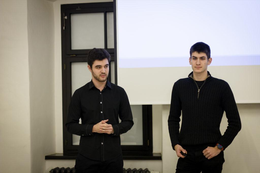 Vladimír Horák a Martin Novotný