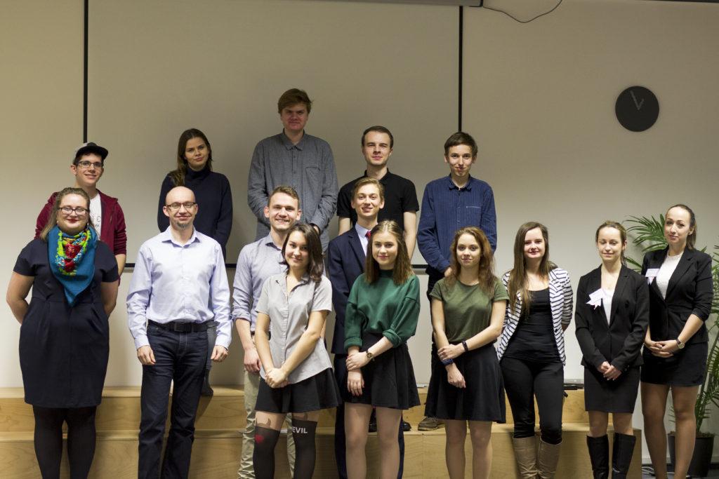 Absolventi Soutěž a Podnikej v brněnském regionálním finále