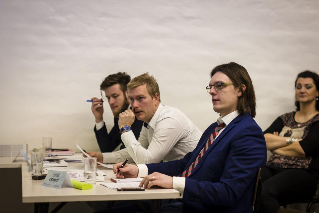 Porotci regionálního finále v Olomouci