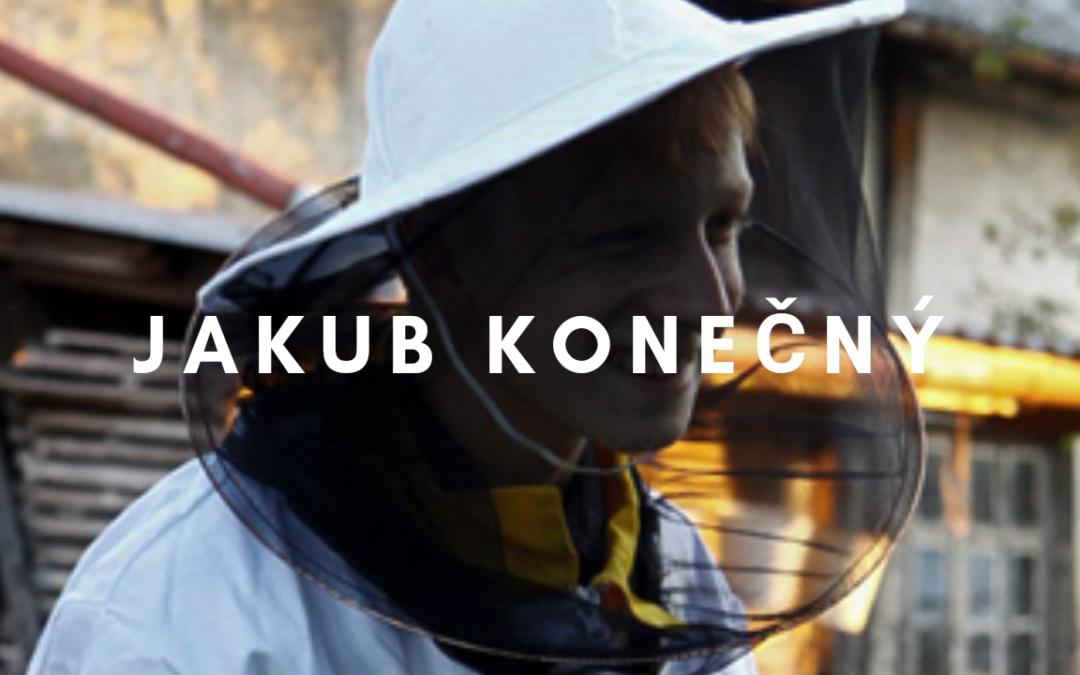 Jakub Konečný se soustředí na kvalitní medové výrobky