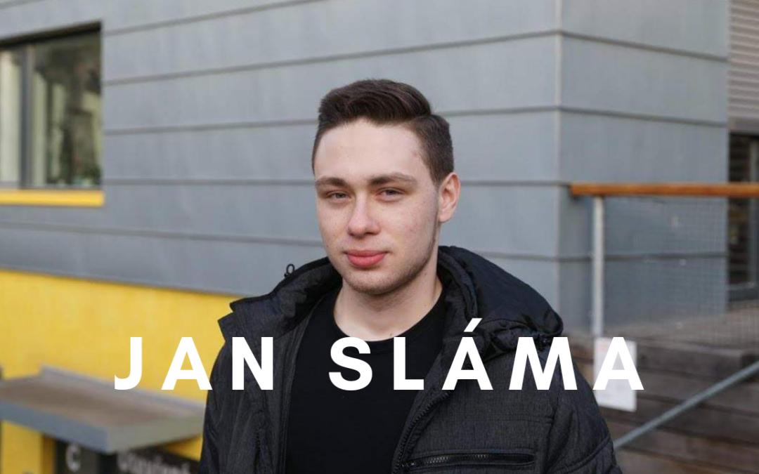 Jan Sláma: o životě mladého podnikatele