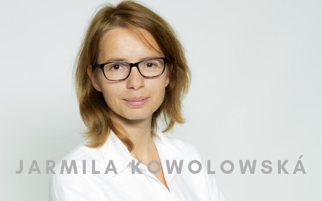 Jarmila Kowolowská: O ženách a podnikání