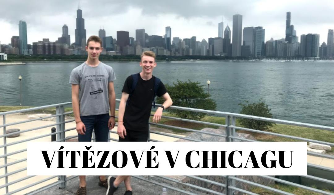 Vítězové 3. ročníku v Chicagu