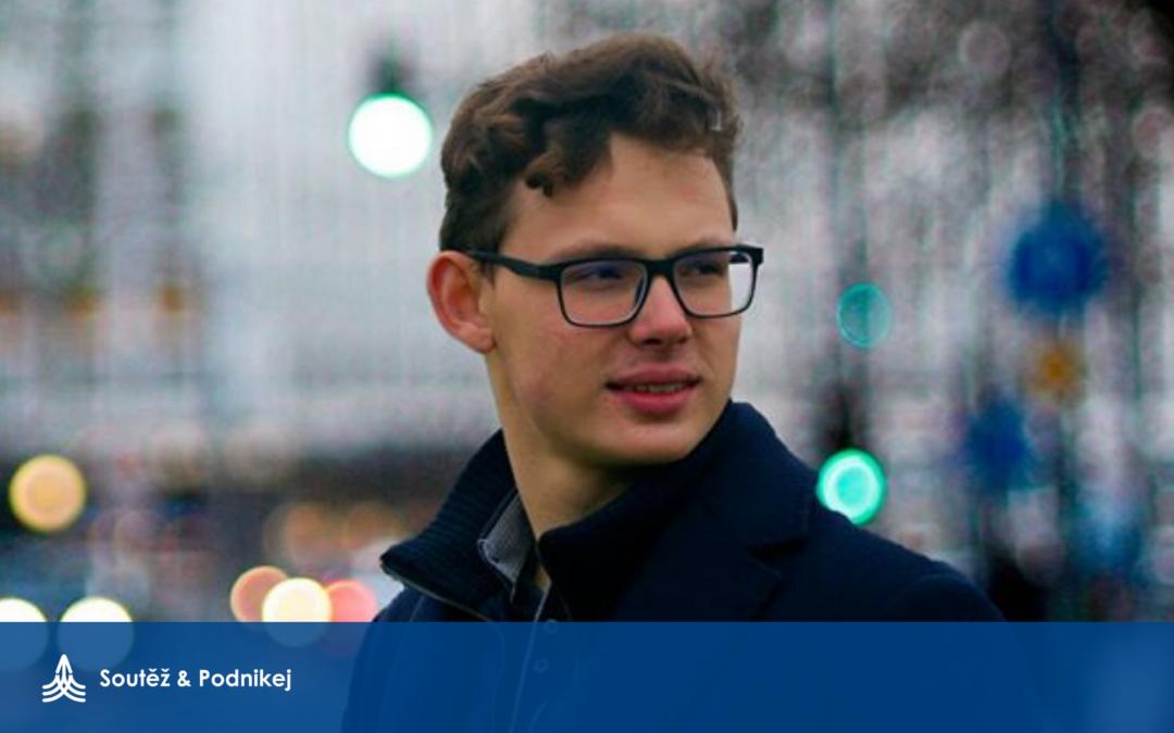 """Ohlédnutí absolventa Vladimíra Potapova: """"Měli jsme hodně služeb, ale nevěděli, jak je zpeněžit."""""""