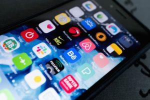 Aplikace na smartphone